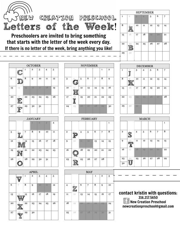 abc calendar